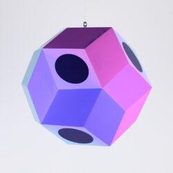 blended cubes